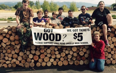Woodcutting Fundraiser