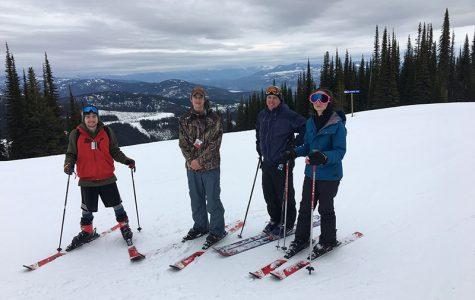 Schweitzer Ski Trip 2