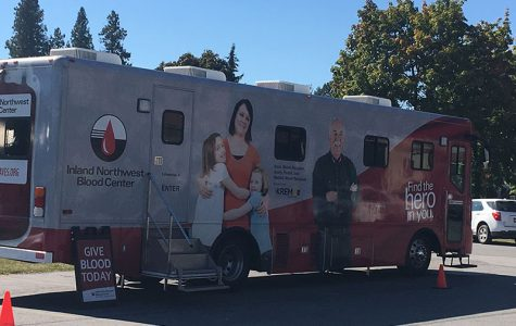 Blood Drive September 28th 2017