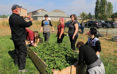 Culinary Arts class helps Food Bank
