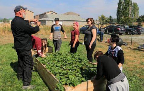 Culinary Arts class helps Food Bank