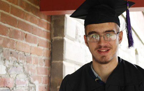 Micheal Johnson 2018 Graduate