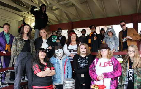 Halloween for the 2018-2019 School Year