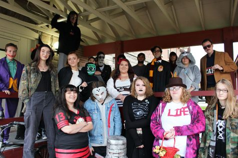 Spirit Week • Halloween Costume Day