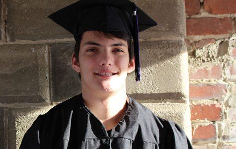 Nick Barta 2019 Graduate