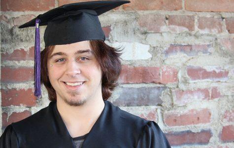 Shane Beard 2020 Graduate